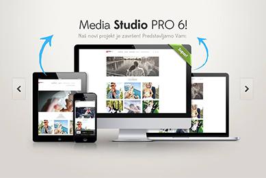 Media studio PRO6